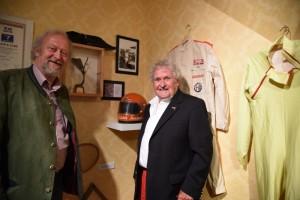 Kurt Hraby und Karl Bavorovsky - vor 40 Jahren ein Team