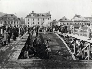 Neubau Zeller Hochbrücke